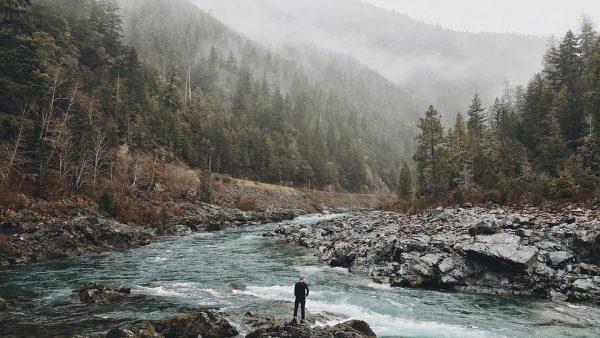 totálna divočina príroda