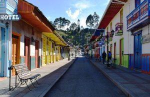 Kolumbia, Južná Amerika