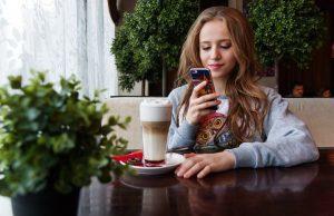 komunikácia a smartphone