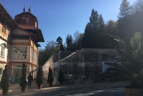 Luhačovice rekonštrukcia 2019
