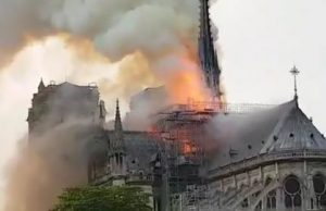 Ntre-Dame Paríž, chrám matky Božej