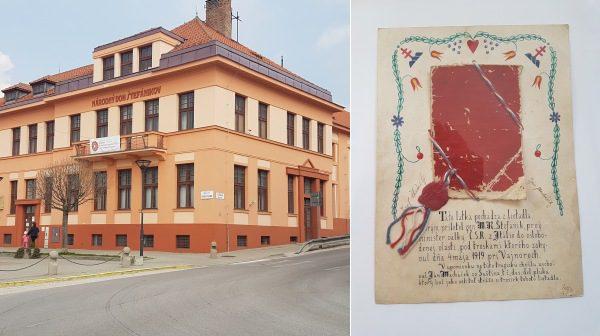Brezová pod Bradlom, Štefánikov dom a 100 výročie smrti, troska z lietadla
