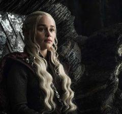 Daenerys Targaryen games of Thrones