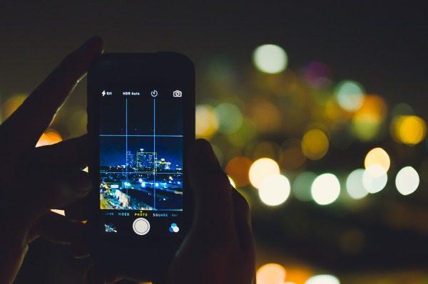 fotografovanie mobily
