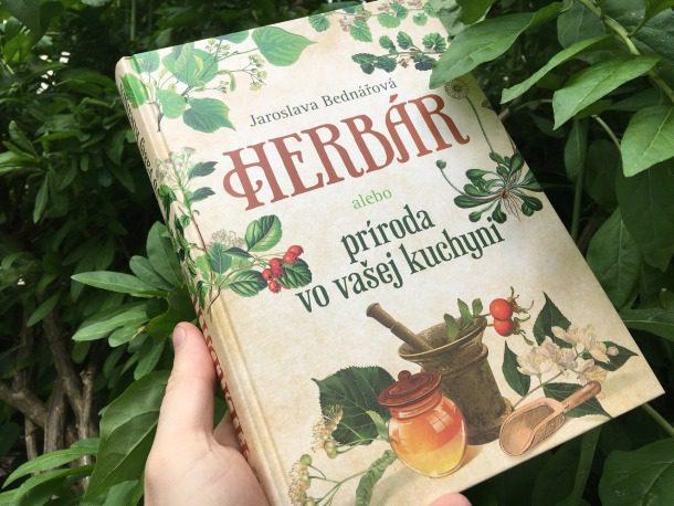 Herbár príroda vo vašej kuchyni, Fortuna Libri, kniha