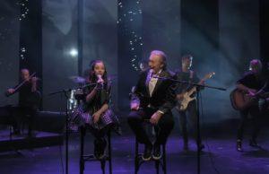 Karel Gott a Charlote Ella Gottová