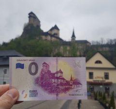 oravský hrad 0 eur 2019
