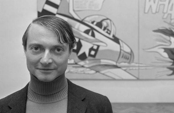 Roy Lichtenstein, wikimedia