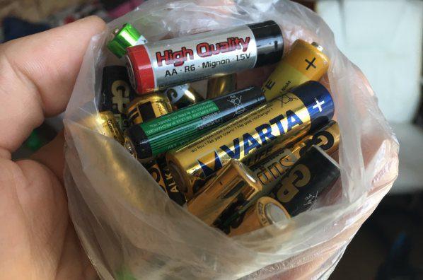Batérie a recyklácia