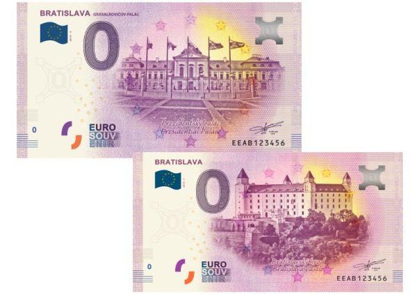 Bratislavský hrad a Grassalkovičov palác