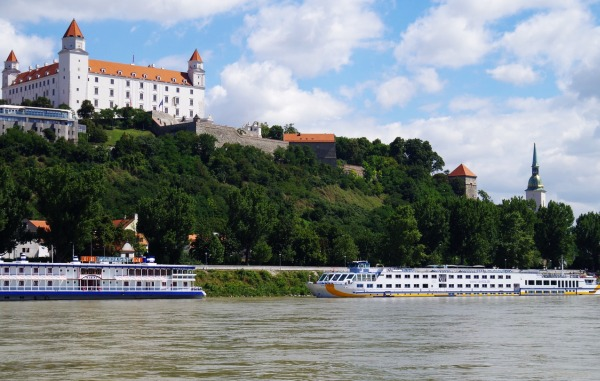 Dunaj Bratislava