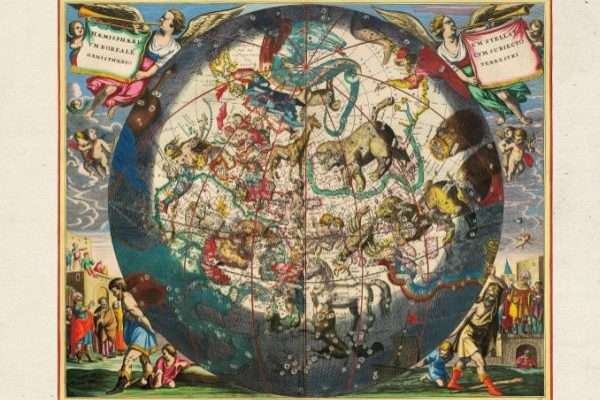 Harmónia veľkého sveta, Andreas Cellarius