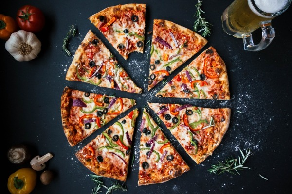 Pizza, návod