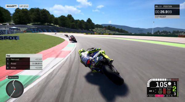 Valentino Rossi MotoGP 19