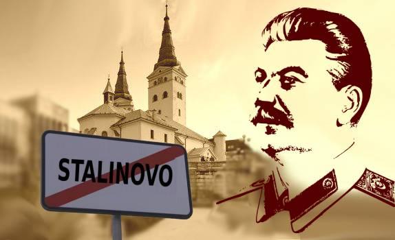 Stalinovo, názov pre mesto Žilina