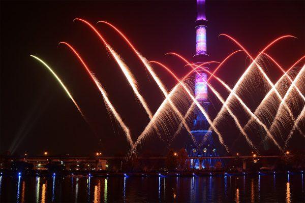 televízna veža Ostankino, Moskva