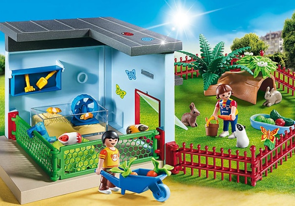 Playmobil stavebnica