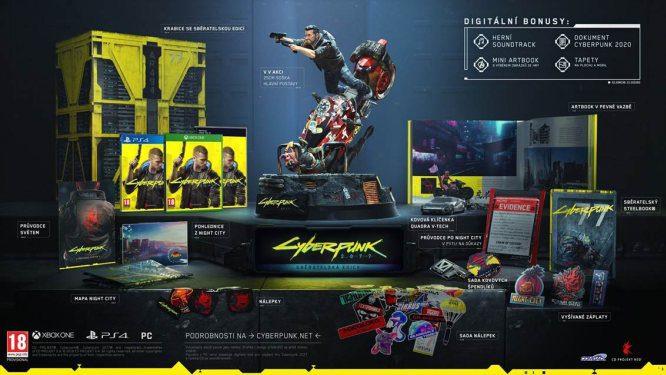 Cyberpunk 2077 collector edition