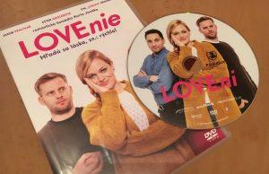 LOVEnie dvd