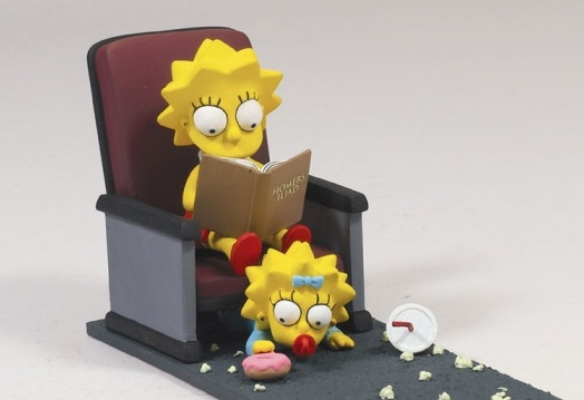 merch, The Simpsons, Lisa