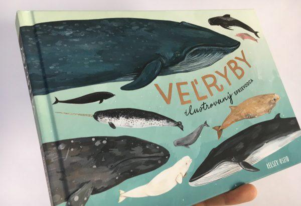 veľryby sprievodca, kniha