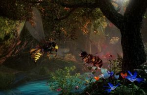Bee Simulator, včelí simulátor recenzia v slovenčine