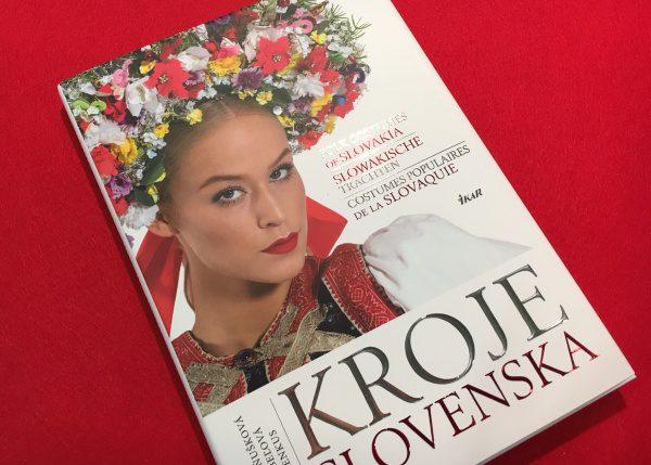 Kroje Slovenska, reprezentatívna kniha o ľudovom odeve