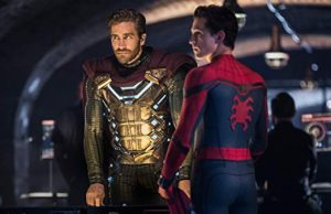 Spiderman Far from home Tom Holland