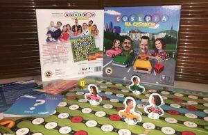 stolová hra Susedia na cestách