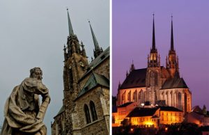 Brno, Katedrála svätého Petra a Pavla