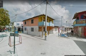 Santa Cruz del Islote v Kolumbii