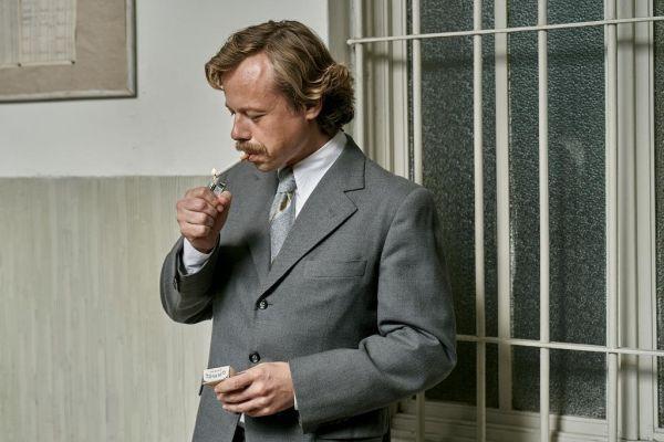 Viktor Dvořák ako Václav Havel