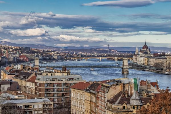 budapešť mesto