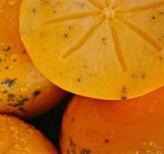 Kaki, hurmikaki, tropické ovocie