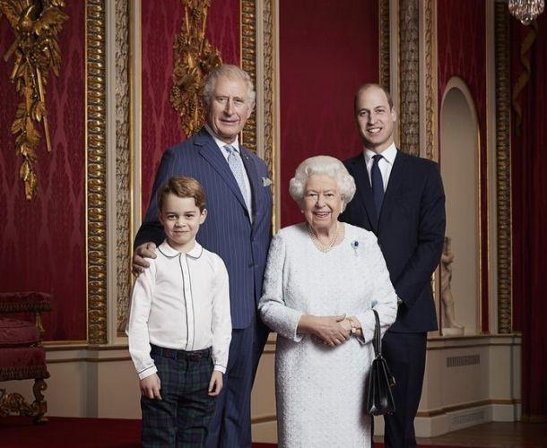 Britská kráľovská rodina