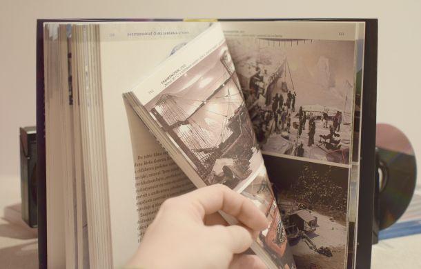 Veľká ilúzia vnútro knihy