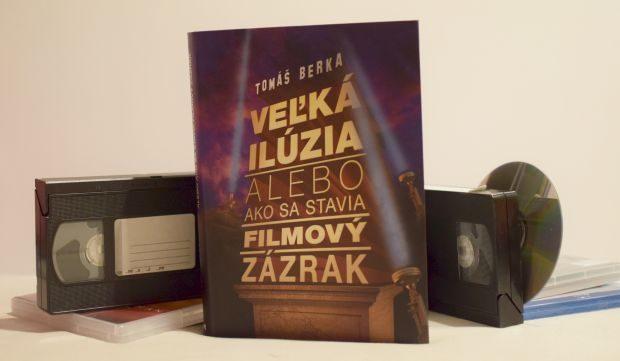 Veľká ilúzia knihga o filme, Tomáš Berka