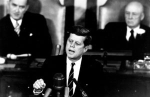 John F. Kennedy, prezident USA