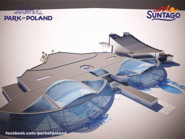 Park of Poland vodný svet akvapark
