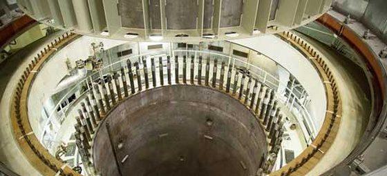 Rakúska atómová elektráreň Zwentendorf