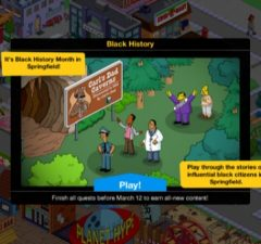 The Simpsons Tapped Out Dr. Dlaha misie