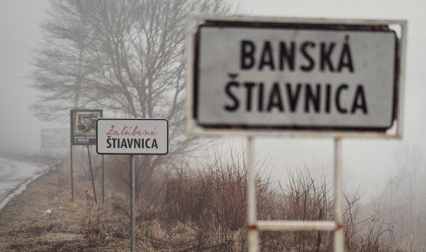 Zaľúbená Štiavnica