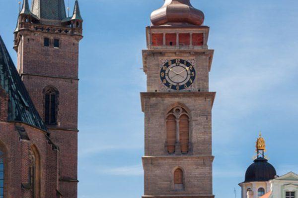 Biela veža, Bílá věž, Hradec Králové