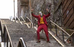 Bronx a schody z filmu Joker