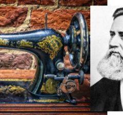 Isaac Singer, šijacie stroje