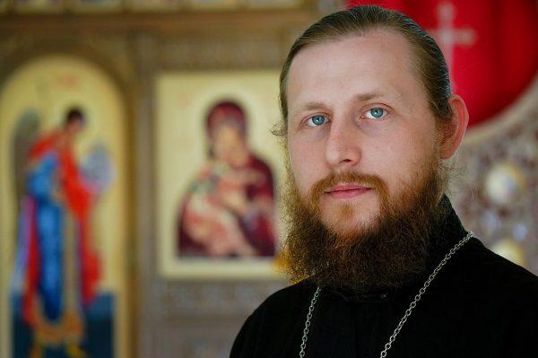 Kňaz východného obratu, ilustračná fotografia