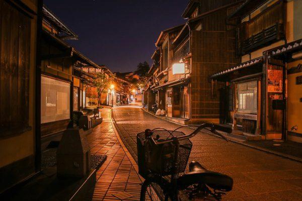 Nočná ulica