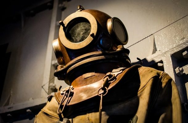 potápačský oblek