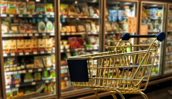Potraviny nákup