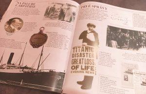 Príbeh Titanicu kniha
